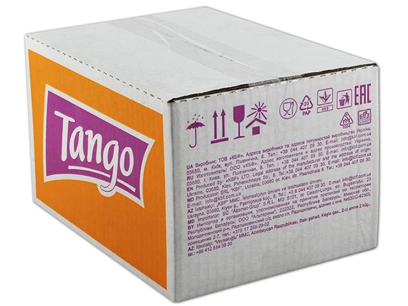 Печиво цукрове «Танго» з начинкою зі смаком згущеного молока.