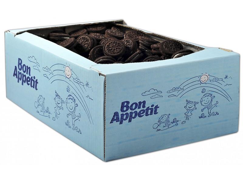 """Печиво цукрове """"Bon Appettit"""" DARK вес екран"""