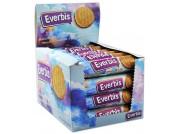 """Печиво затяжне """"Everbis"""" з начинкою з какао (в шоубоксах)"""