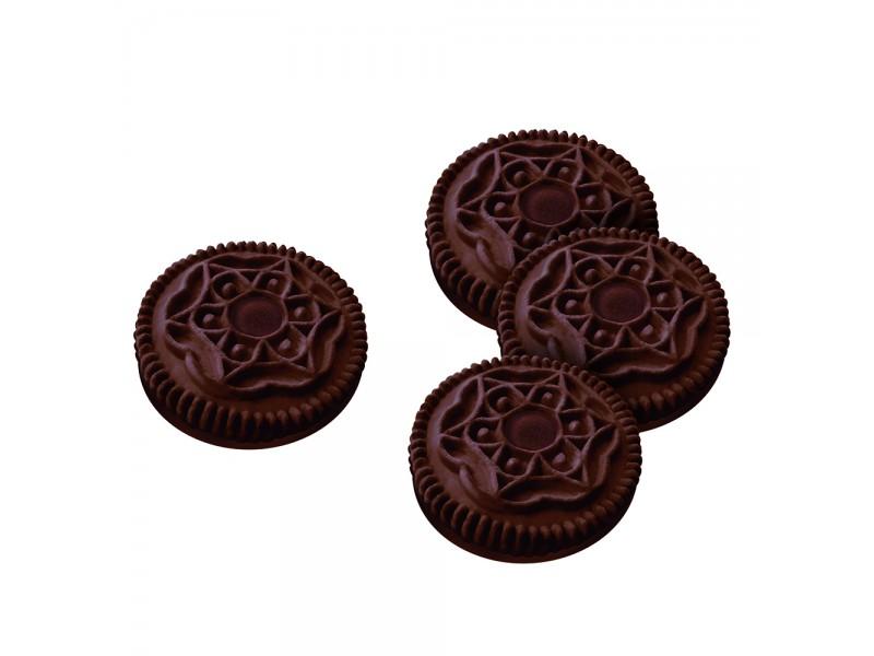 Печиво цукрове  «Пікнік» з какао.
