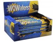 """Вафельний батончик """"WOWafers"""" зі смаком банана (в шоубоксах)"""